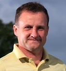 Tim Spence PGA Golf Instructor